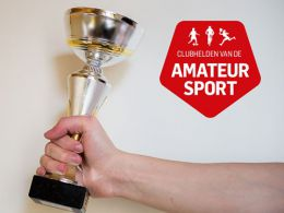 de Clubhelden van de Amateursport 2017.